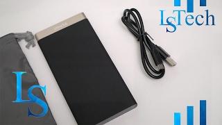 iMuto 10000mAh Power Bank   LED Display 2 Port   Unboxing