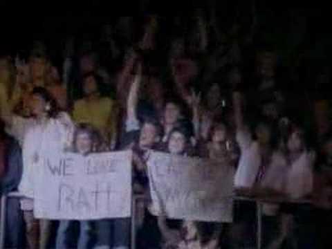 ratt - you're in love