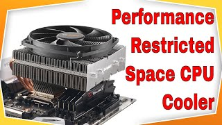 sHADOW ROCK TF 2 restricted space CPU Cooler Review and Testing