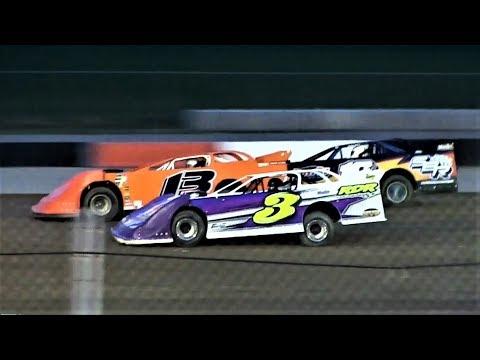 5-11-18 Late Model Heat 4 Attica Raceway Park
