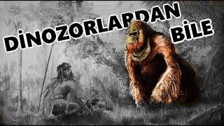 Dinozorlardan Bile Korkutucu Olan 7 Gerçek Yaratık