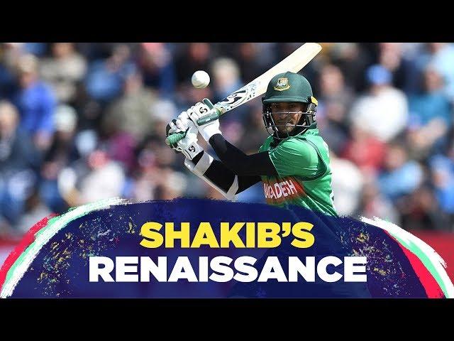 The rise and rise of Shakib al Hasan