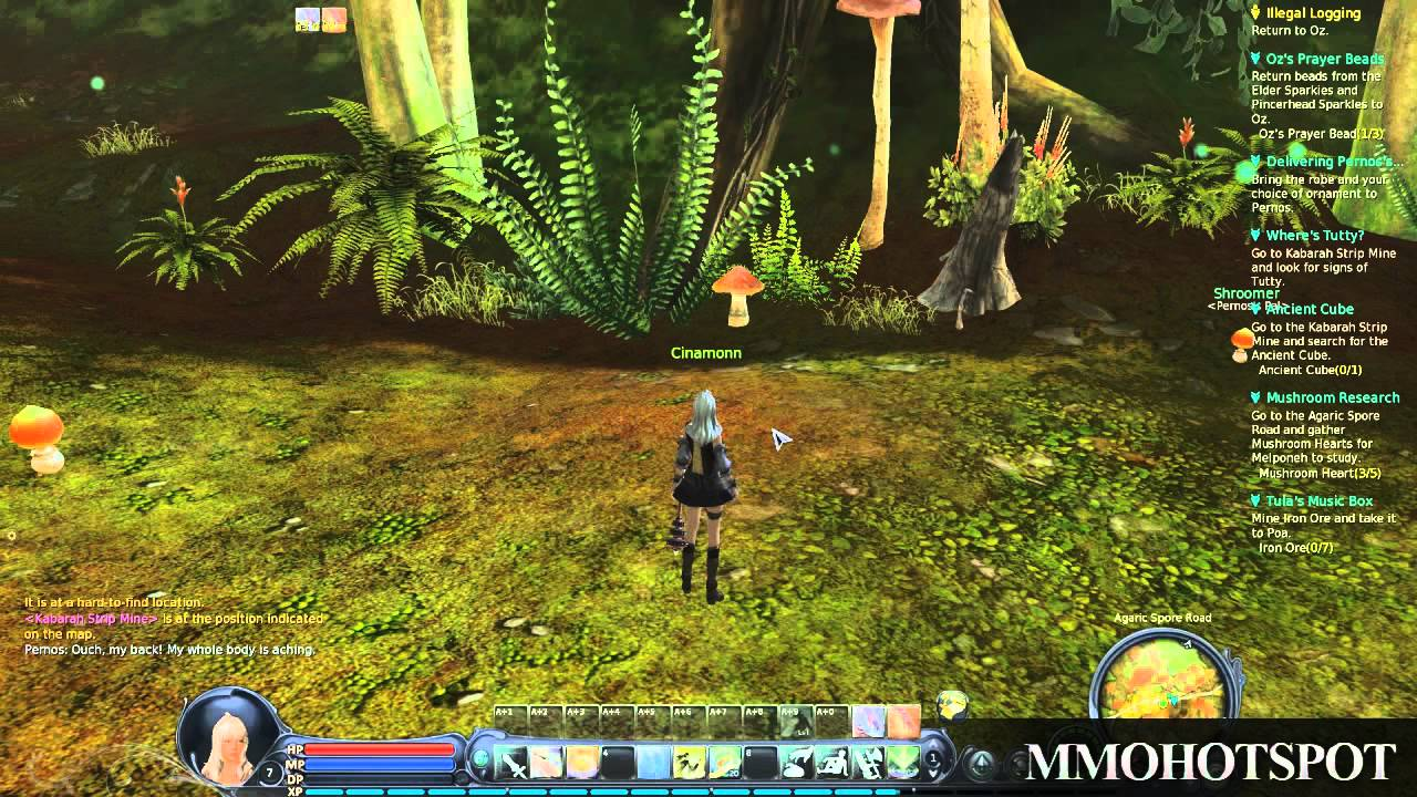 Aion Gameplay Overview