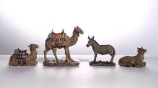 Nativity Animals for Real Life Nativity Set | The Catholic Company