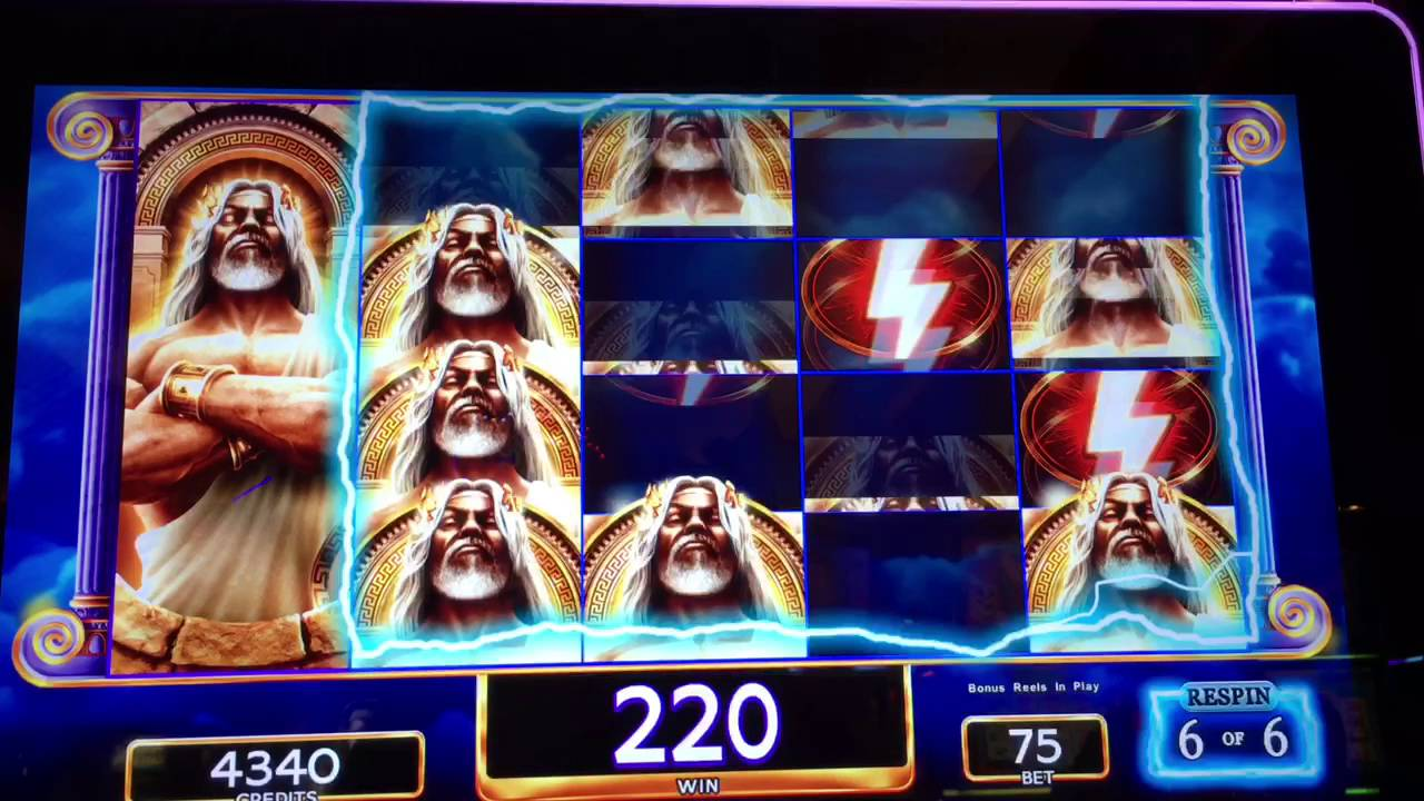 Play Zeus Slots For Free