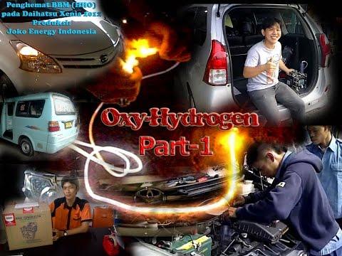 Fuel Saver (HHO) on The Toyota & Daihatsu 1980-2013 Part-1