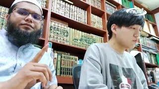 Как кореец-католик принял ислам