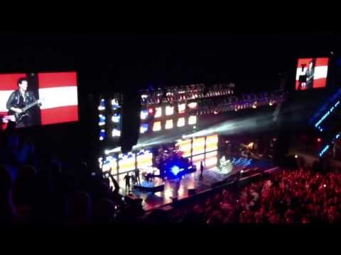 Journey: Stone In Love W The Star Spangled Banner Intro