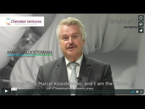 Marcel Kloosterman and Jeffrey Williams about Chemelot Ventures