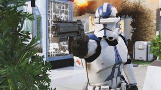 XCOM 2: Star Wars 501st Legion vs Aliens | The Clone Wars Mod