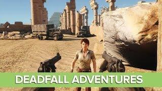 Let's Play Deadfall Adventures on Xbox 360