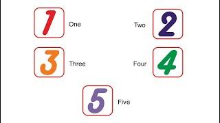 Curso de inglês para crianças - Aula 9 - Numbers part 1