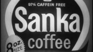 Sanka Coffee Commercial (1962)