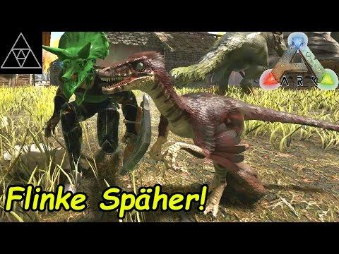 ARK Update 253.0 ► Troodon - Der kleine Späher! Zähmen mal anders! Troodon taming!