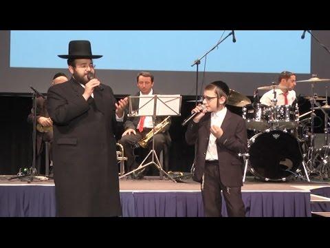 ועל ידי עבדיך – ישראל אדלר, ארי רייך, מקהלת מלכות | Yisroel Adler, Ari Reich, Malchus Choir