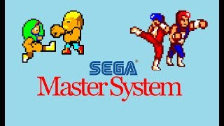 Top 30 of the best Sega Master system 2 player games