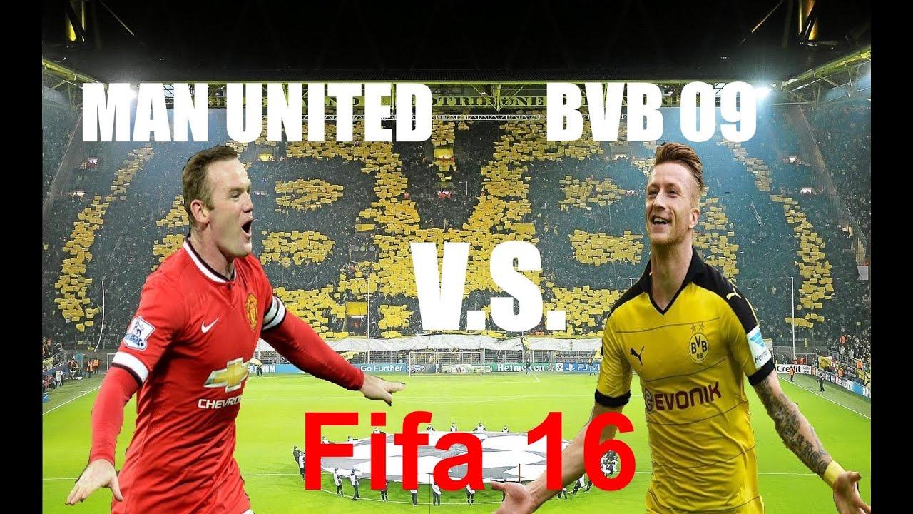 Dortmund Gegen Manchester United