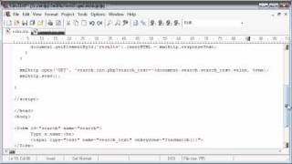 Beginner PHP Tutorial - 177 - Auto Suggest Application Part 3