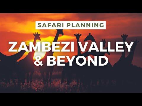 Mariska Yntema expounds on the first Zambezi Valley and Beyond tour