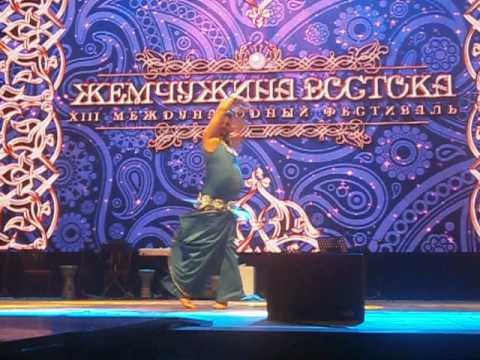 Set el hosn / Raks Samara - Azad Kaan in Tomsk / Siberia 2017