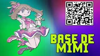 Mi Base Secreta / codigo de QR De Mimi