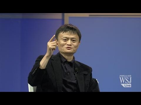 Alibaba's Jack Ma on the Government in China