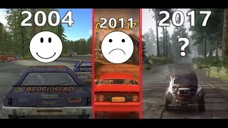 History/Evolution of FlatOut (2004-2017) Graphics, Sounds & Physics COMPARISON | From FlatOut 1 to 4