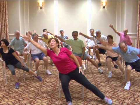 Parkinson Seated Exercise