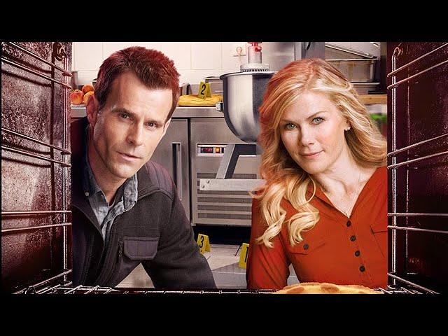 Murder She Baked: A Peach Cobbler Mystery  - Starring Alison Sweeney & Cameron Mathison