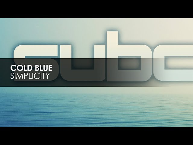 Cold Blue - Simplicity