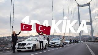 1 dakika: istanbul'da 10 kasım 9:05