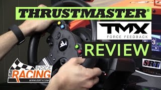 Thrustmaster TMX Review for the Xbox One and PC