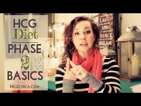 Phase 2 HCG Diet Basics - The 500 Calorie Diet