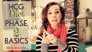 phase 2 hcg diet basics the 500 calorie diet