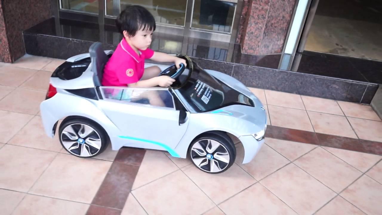 BMW i8 兒童電動車-姚小鳳 - YouTube