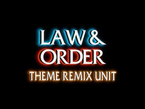 Law & Order Theme Song (Remix By Khiam Mincey)