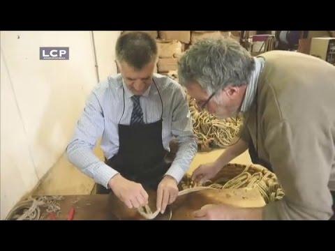 Jean Lassalle, fabricant d'espadrilles (J'aimerais vous y voir, LCP)