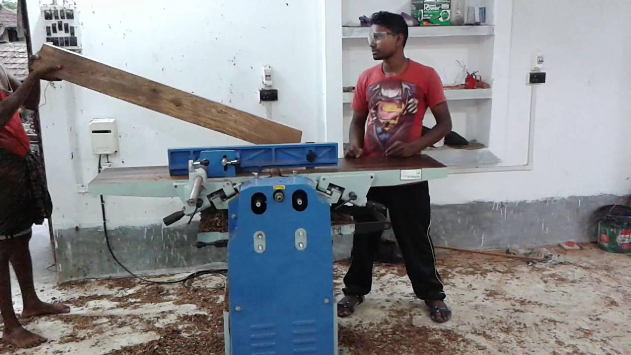 Jalwa Planer Machine Work Youtube