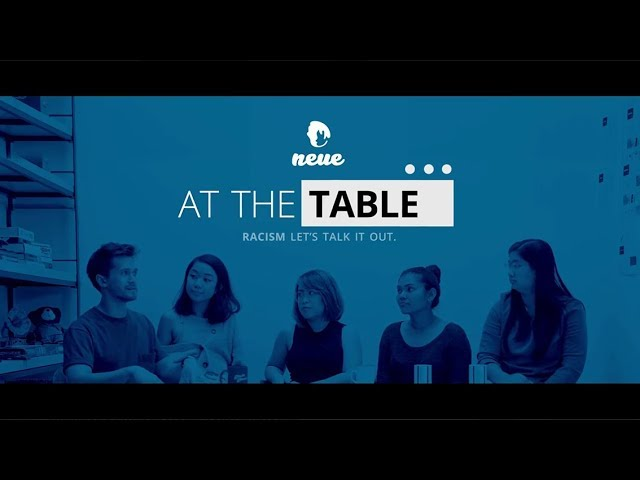 At the Table: Racism in Brunei