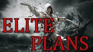 AC IV: Black Flag - All Elite Ship Upgrade Plan Locations