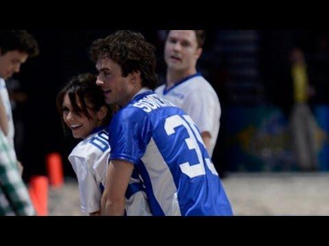 Ian Somerhalder & Nina Dobrev's Super Bowl Weekend