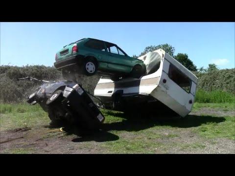 Dacia Logan crash test ! | Doovi