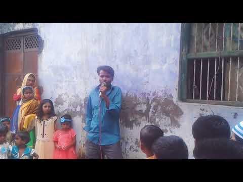 Kisi ne kaha hai mere dosto bura mat kaho HD ...singer by mohd Hasib Muraul... Mb..9661293101