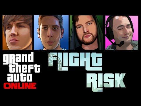 GTA 5 Online - Flight Risk