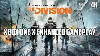 Tom Clancy's The Division - Gameplay 4K - Xbox One X Game DVR (sem audio)