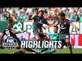Video Gol Pertandingan Werder Bremen vs Nurnberg