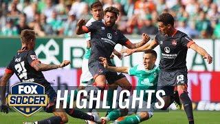 Werder Bremen vs. 1. FC Nurnberg | 2018-19 Bundesliga Highlights