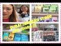 Vlog Miniso Faceshop ilahui Korean store sa Dubai Gala tayo