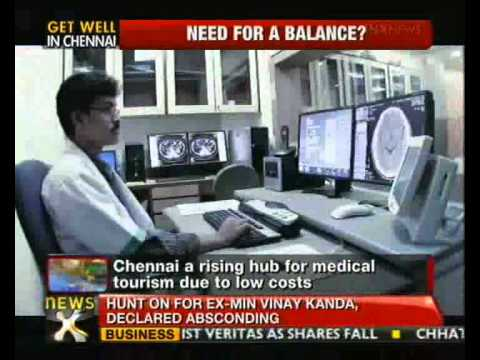Chennai a rising hub for medical tourism - NewsX