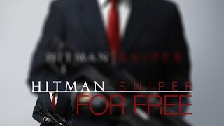 How to download Hitman Sniper for free